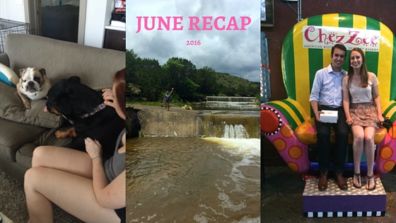 June Recap