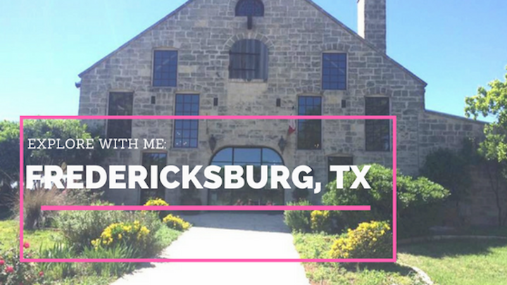 Explore With Me: Wineries in Fredericksburg, TX