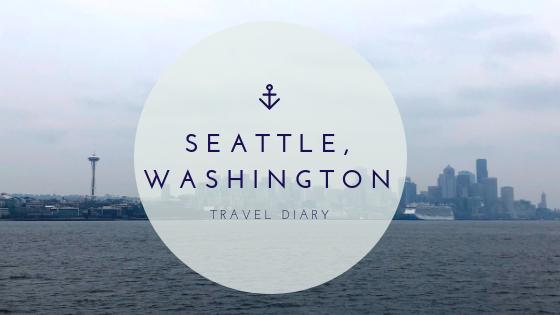 My Trip to Seattle,Washington