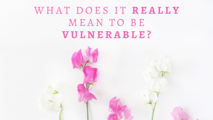 What does it really mean to be vulnerable?